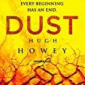 Dust (       UNABRIDGED) by Hugh Howey Narrated by Susannah Harker