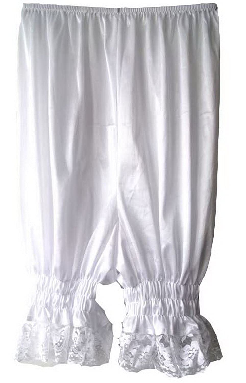 Frauen Handgefertigt Halb Slips UL3WH WHITE Half Slips Nylon Women Pettipants Lace bestellen