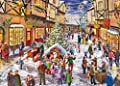Gibsons G2016 The Christmas Grotto Limited Edition Jigsaw Puzzle (1000-Piece)