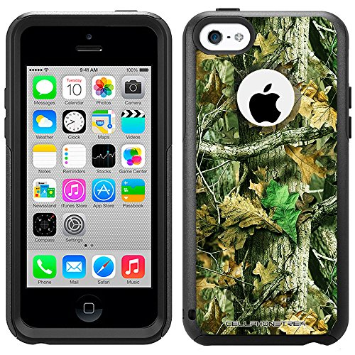 Otterbox Commuter Camo Hunter Leaf Case for iPhone 5C