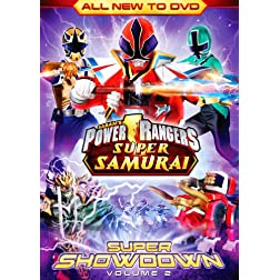 Power Rangers Super Samurai: Super Showdown (Vol. 2) DVD