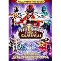 Power Rangers Super Samurai: Super Showdown 2 [DVD] [Region 1] [US Import] [NTSC]