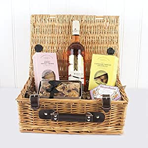 Luxury Sweet & Savoury Wine Hamper -Gift ideas forChristmas ...