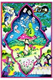 Wonderland College Blacklight Poster Print, 24x36