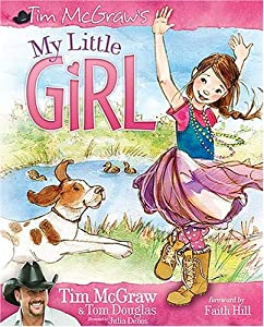 "Cover of ""My Little Girl"""