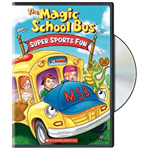 The Magic School Bus: Super Sports Fun movie
