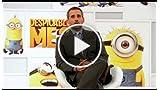 Despicable Me 2: Steve Carell Explains 3D Animation...