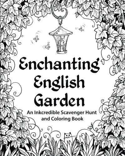 Enchanting English Garden
