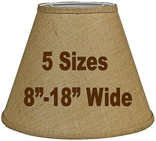 Lamp shade pro buy lamp shade pro products online in uae dubai 12w tapered burlap lamp shade vintage rustic country industrial primitive western table floor lamps mozeypictures Images