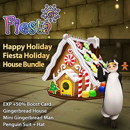 Holiday House Bundle: Fiesta Online [Game Connect]