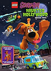 LEGO Scooby-Doo!: Haunted Hollywood (includes Limited Edition LEGO Minifigure) [DVD] [2016]