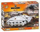 Wargaming - Tanque de 420 piezas , color gris (Cobi 3001)