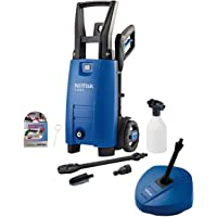 Nilfisk C110 4-5Pc. Xtra Compact High Pressure Washer with Patio Cleaner