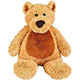 Toys R Us Plush 17 Inch Sitting Bear - Tan