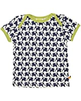 Loud + Proud Unisex - Baby T-Shirts Tierdruck 204