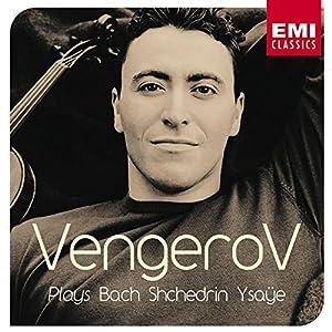 Plays Bach/Paganini/Ysaye