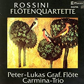 Rossini: Flute Sonatas from Sei Sonate a Quatro