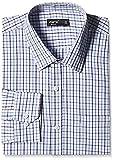 AFL Men's Formal Shirt (8907403137727_1000341871_42_Blue)