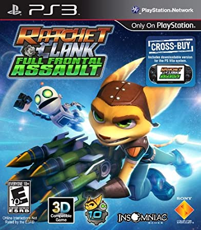 Ratchet &#038; Clank: Full Frontal Assault