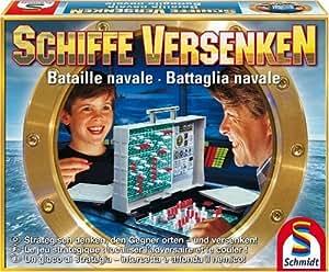 Schmidt Spiele 49211 - Schiffe versenken, Kombinationsspiel