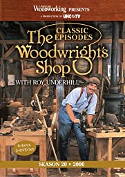 The Woodwright\'s Shop (Season 20): Roy Underhill\'s Classic Episodes on Handtools & Woodworking