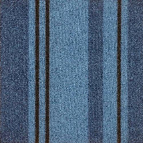 Milliken Legato Fuse 'Stripe Bimini Blue' Carpet Tiles