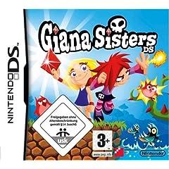 Giana Sisters für Nintendo DS