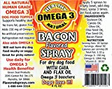Bacon Flavored Omega 3 Oil