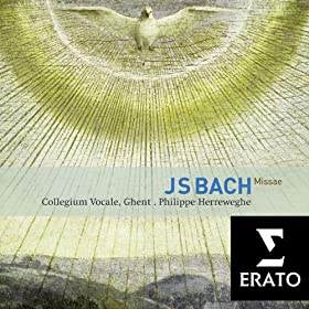 Bach : Masses BWV 233-235, Sanctus BWV 238