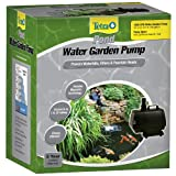 Tetra Pond Water Garden Pump 1000 GPH, Ponds 500-1000 Gallons