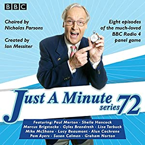 Just a Minute: Series 72 Radio/TV Program
