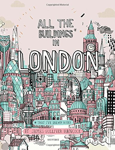 All the Buildings in London: That I've Drawn So Far (London Buildings compare prices)
