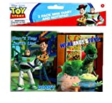 Disney Toy Story Mini Notepads - Toy Story Memo Pads