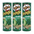 Pringles Potato Crisps Seaweed 110 G. (Pack of 3 Boxes) Thailand Product