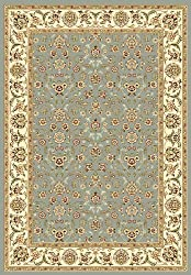 "Safavieh Lyndhurst LNH312B Light Blue 5' 3"" x 7' 3 Area Rug"