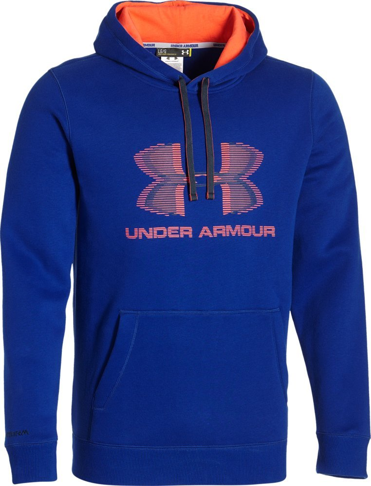 Under Armour Herren Fitness Sweatshirt Storm Rival Graphic PO online bestellen