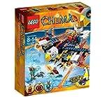 Lego - A1404137 - Planeur Aigle Feu D...