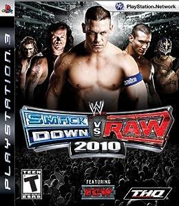 WWE SmackDown vs. Raw 2010 - Playstation 3