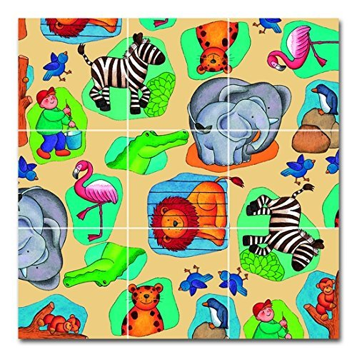 Chelona - Zoo Pocket Puzzle