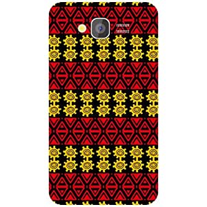 Samsung Galaxy Grand 2 Back Cover - Peace Designer Cases