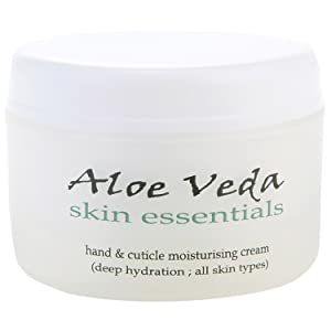 Aloe Veda Hand and Cuticle Moisturiser