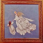Lavender & Lace Angel of Mercy Counted Cross…