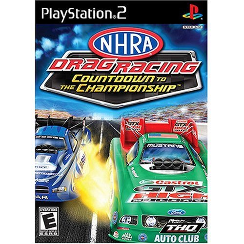 Nhra Countdown To The Championship 2007 - Playstation 2 front-502517
