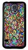 New Disney All Character Design One Piece Rubber Case Cover Samsung Galaxy S5 A066