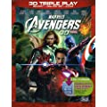 The Avengers (Blu-ray 3D + 2D + E-copy)