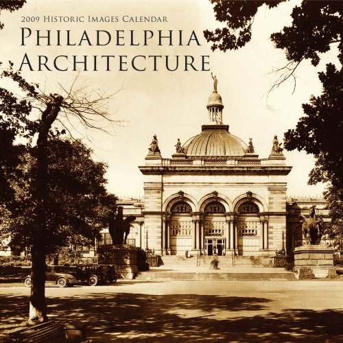 Philadelphia Architecture Calendar