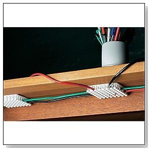 Under Desk Computer Cable Organizer