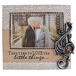 Giftgarden® 4 by 6 Unique Picture Frame Gifts for LOVE
