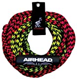 Kwik Tek Airhead 2 Rider Tube Rope 2 Sect Float
