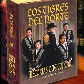 señor locutor los tigres del norte from the album historias que